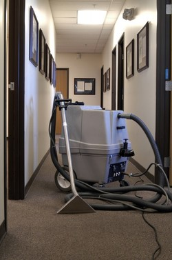 Commercial Carpet Cleaning in Machesney Park Illinois