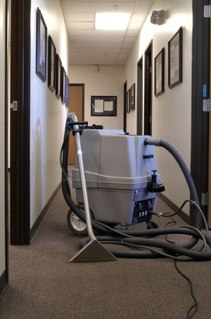 Commercial Carpet Cleaning in Rockford Illinois